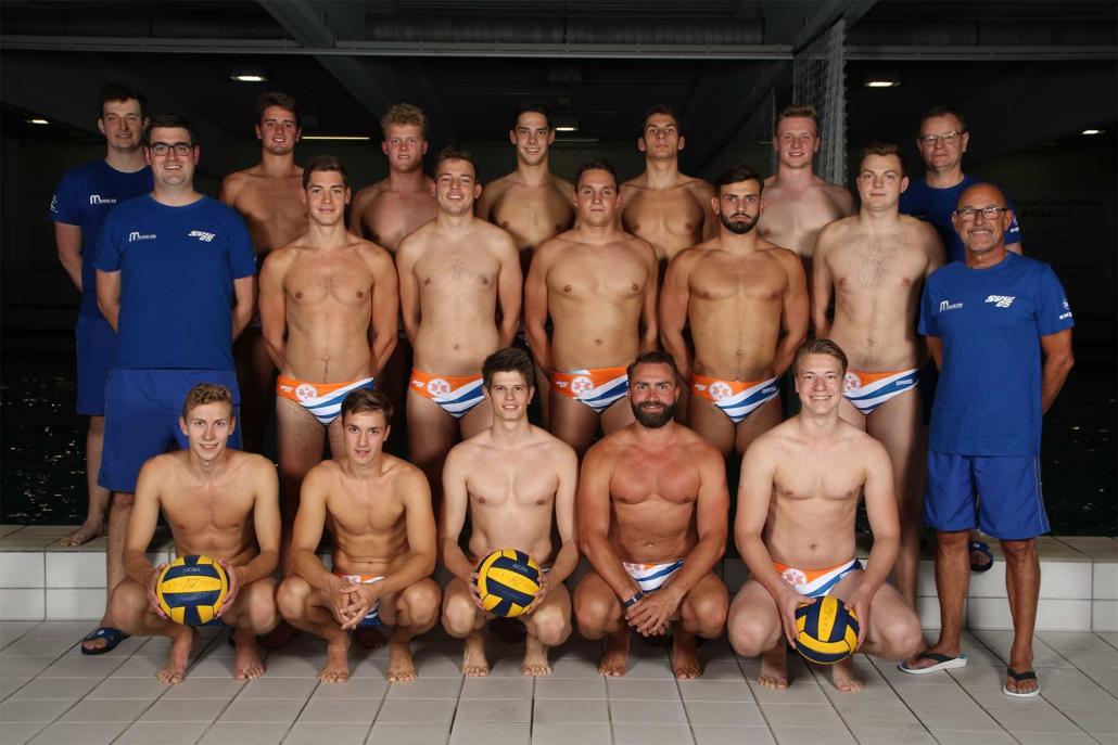 1. Mannschaft - Wasserball | SVW05